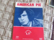 American Pie By Don Mclean Song Booklet in Aurora, Illinois
