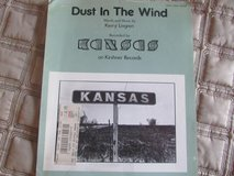 Dust in the Wind By Kansas Song Book in Aurora, Illinois