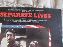 Separate Lives Song from Movie White Nights Song Book in Aurora, Illinois
