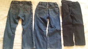 3 pair of girls 3T jeans in Dickson, Tennessee