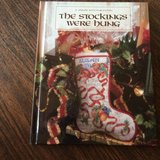 The Stockings Were Hung  cross stitch in Aurora, Illinois