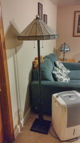 Like new Tiffany stained glass lamp in New Lenox, Illinois