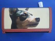 Brand New Dog Lover Wallet -2 in Naperville, Illinois