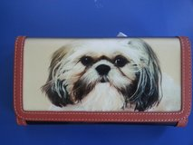 Brand New Dog Lover Wallet-3 in Naperville, Illinois