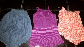 Toddler girl rompers 18 months in Naperville, Illinois