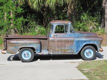 1955-1956 Chevy Pick  Up Parts in Vista, California