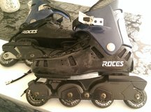 ROCES rolers in Ramstein, Germany