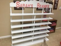 White Book or stuffed animal display unit/bookcase in Bolingbrook, Illinois