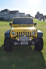 2008 JK Unlimited in Fort Campbell, Kentucky