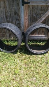 Four 24 inch tires in Hinesville, Georgia