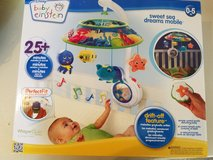 Baby Einstein sweet sea dreams mobile in St. Charles, Illinois