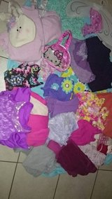 Girl clothes more than 100 pieces in Ramstein, Germany
