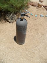 ===  Old Fire Extinguisher  === in Yucca Valley, California