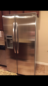 LG 27 Cu Ft. Stainless Refrigerator FOR SALE!! in Baytown, Texas