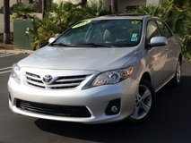 2013 Toyota Corolla LE in Fort Irwin, California
