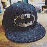 Batman Hat in Moody AFB, Georgia