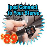 IPOD CONNECT TO FACTORY STEREO in Oceanside, California