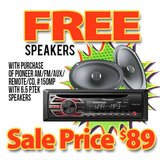 CAR STEREO SALE in Oceanside, California