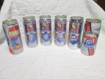OLD STYLE BEER LIMITED EDITION COLLECTOR SERIES CANS in Chicago, Illinois
