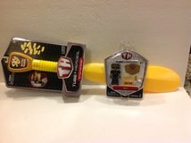 TH TUBE HEROES SKY BUTTER SWORD & ACTION FIGURE ( BRAND NEW ) in Batavia, Illinois