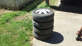 Wheels and tire for camry in Warner Robins, Georgia