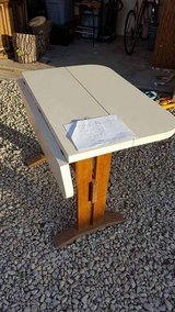 Wood drop down table in Salina, Kansas