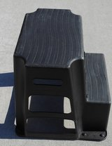 "Used Sturdy Black ""EZ-UP Step Stool"" in Beaufort, South Carolina"