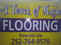 A TOUCH OF MAGIC FLOORING in Camp Lejeune, North Carolina