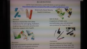 Host, get a free $50 Arbonne Product! ALL NATURAL in Warner Robins, Georgia