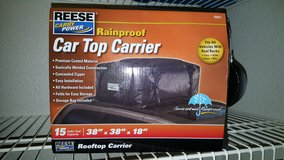 Car top carrier in Vacaville, California