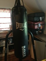 Punching bag in Beaufort, South Carolina