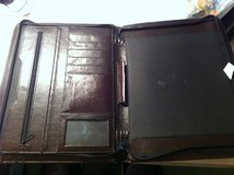 New Brown Leather Portfolio - Exc in Chicago, Illinois