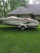 2000 Yamaha LS2000, twin engine jet boat in Kingwood, Texas
