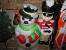 BLOW MOLD'S /Christmas SANTA in Algonquin, Illinois