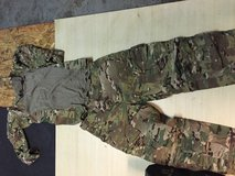 Multicam uniforms like new in Fort Rucker, Alabama