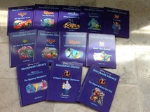 Disney Pixar Storybook Library - 12 Hardcover Books in Naperville, Illinois