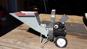 craftsman chopper/shredder in DeKalb, Illinois