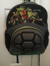 "TMNT ""Shellheads"" Backpack in Beaufort, South Carolina"
