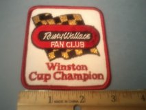 New Vintage Rusty Wallace Patch in Fort Campbell, Kentucky