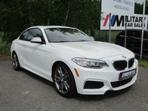 2015 BMW M235i Coupe in Aviano, IT