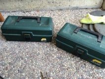 2 Plano tackle boxes in Houston, Texas