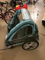 Bicycle Trailer double in Ramstein, Germany