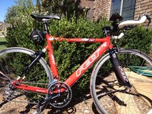 Felt Triathlon Bicycle in Lawton, Oklahoma