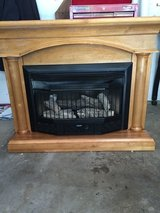 gas fireplace in Naperville, Illinois