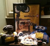Wall-e and Eve set (Disney Movie 2008) in Kingwood, Texas