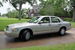 2008 Mercury Grand Marquis LS in Lawton, Oklahoma