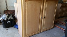 HUGE KITCHEN WALL CABINET & A PIECE OF COUNTERTOP (ALL VERY NICE/SOLID) in Fort Belvoir, Virginia