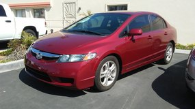 2009 Honda Civic LX - 5Speed Manual in Camp Pendleton, California