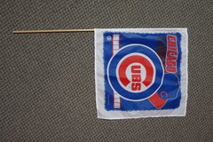 Cub Flag in Plainfield, Illinois