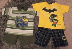 Boy's Batman Clothes size 5 in Fort Benning, Georgia